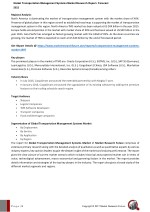global transportation management systems market 2