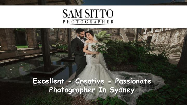excellent creative passionate photographer in sydney n.