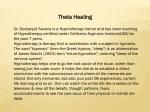 theta healing theta healing