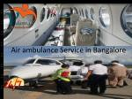 air ambulance service in bangalore 1