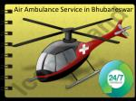 air ambulance service in bhubaneswar