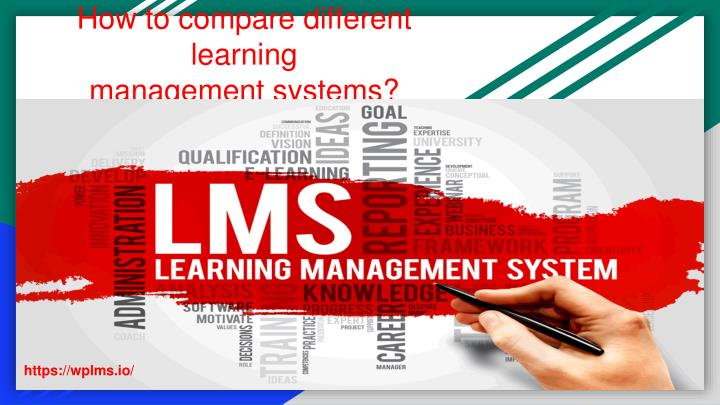 how to compare different learning management systems n.