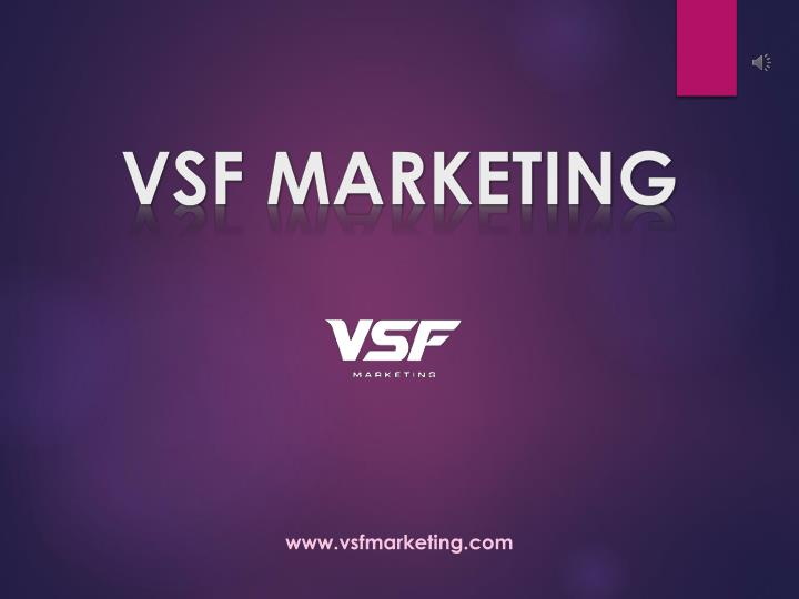 vsf marketing n.