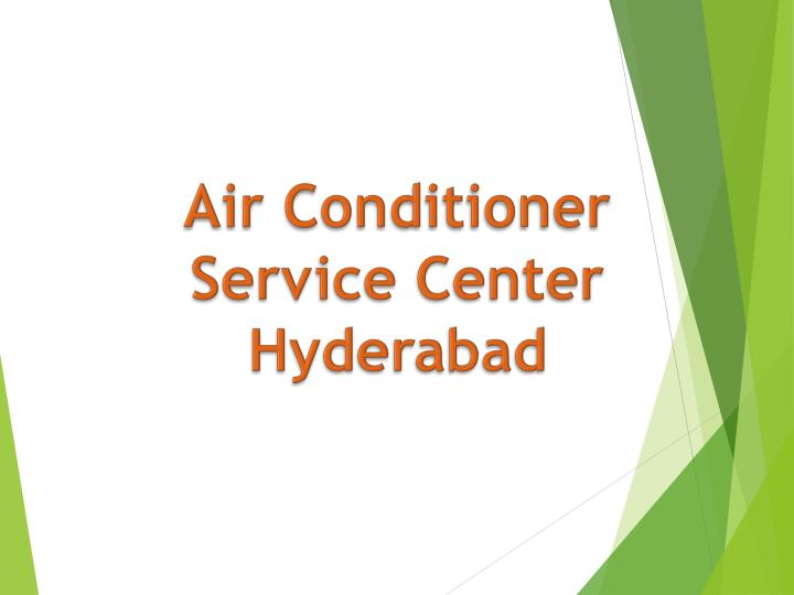 air conditioner service center hyderabad n.