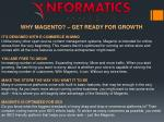 why magento get ready for growth it s designed