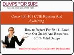 cisco 400 101 ccie routing and switching