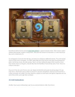 hearthstone which we ve covered many times before