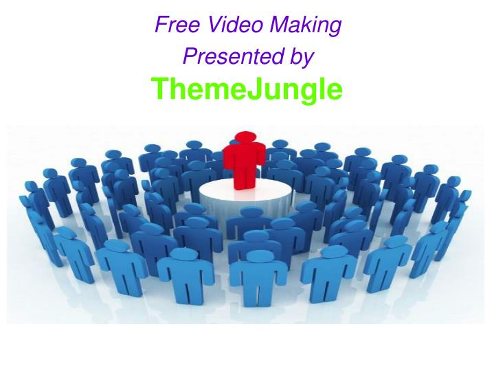free video making presented by themejungle n.