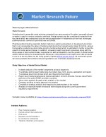 market synopsis of herbal extract