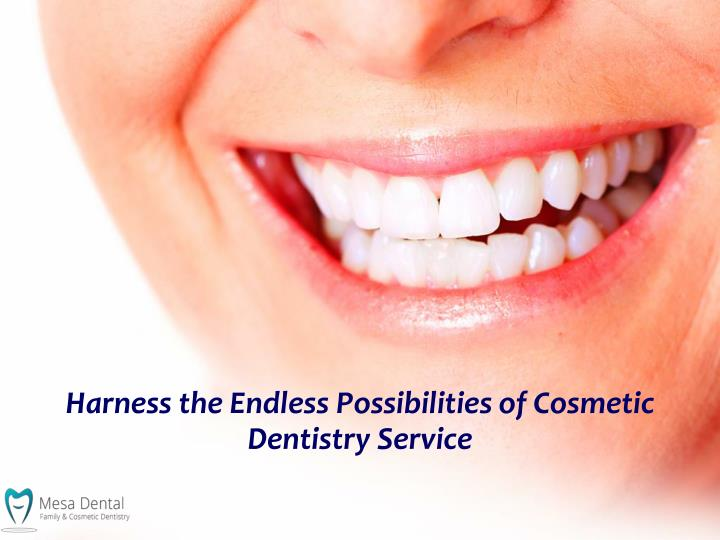 harness the endless possibilities of cosmetic n.