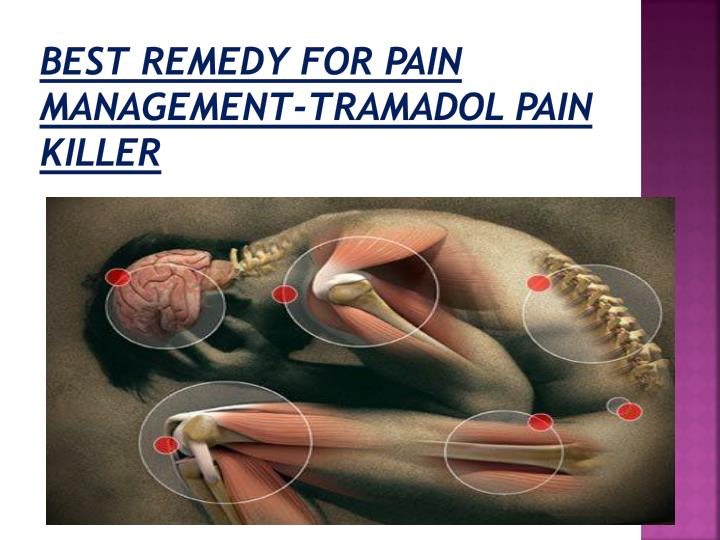 best remedy for pain management tramadol pain killer n.