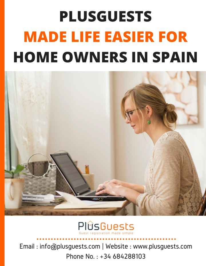 plusguests made life easier for home owners n.