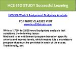 hcs 550 study successful learning 4