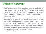 definition of devops