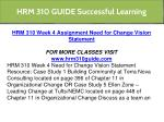 hrm 310 guide successful learning 9