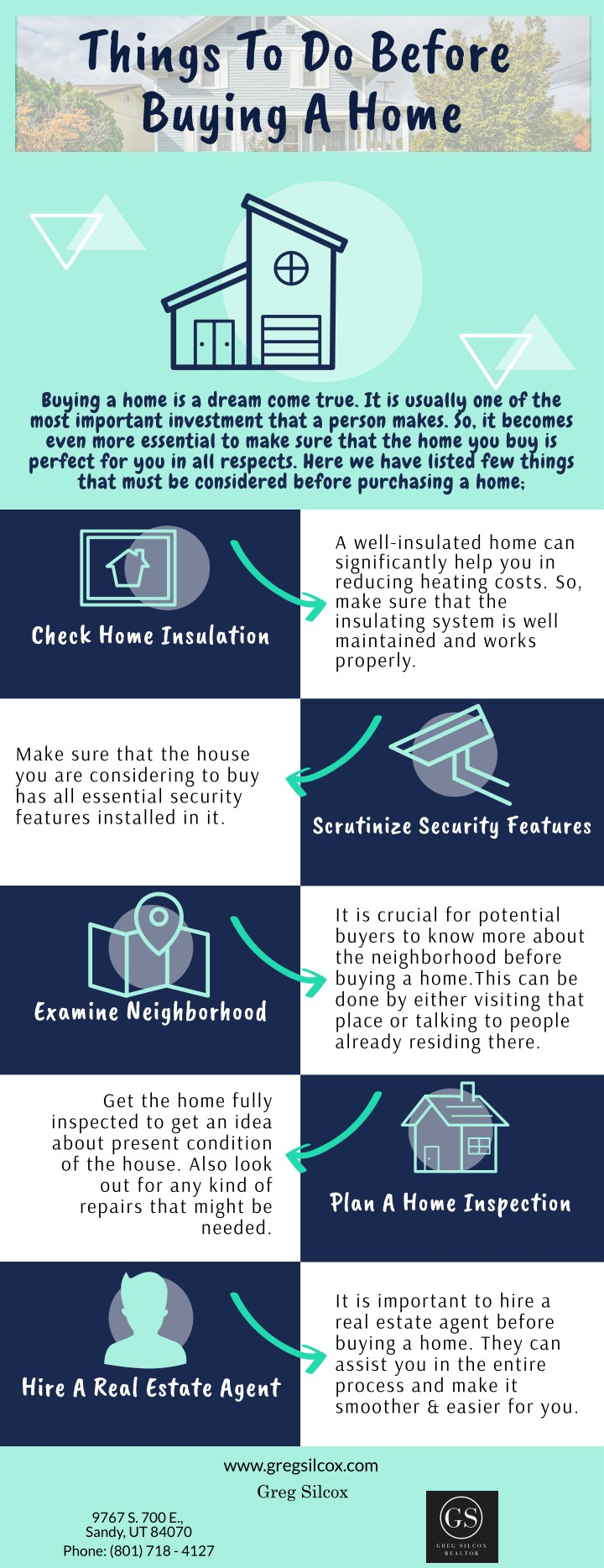 things to do before buying a home n.