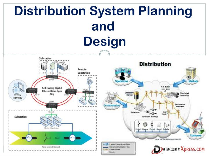 distribution system planning and design n.