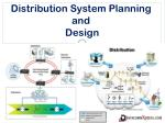 distribution system planning and design
