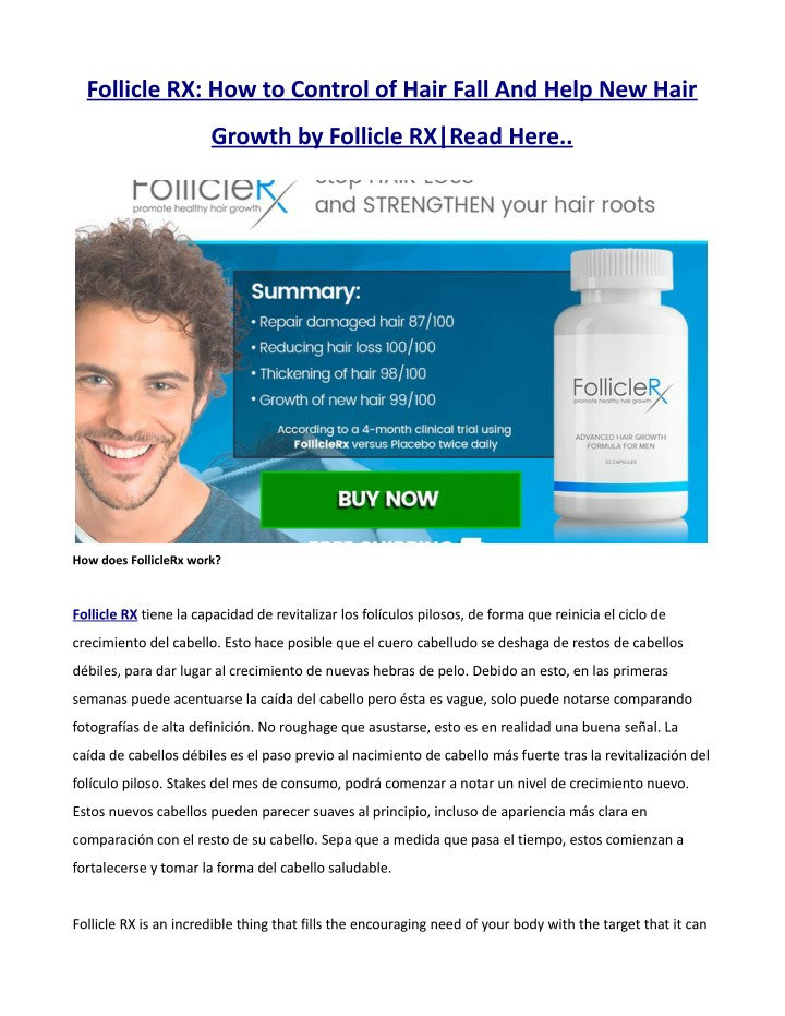 follicle rx how to control of hair fall and help n.