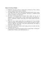 major attractions in shimla