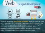 when the work is the web design gainesville