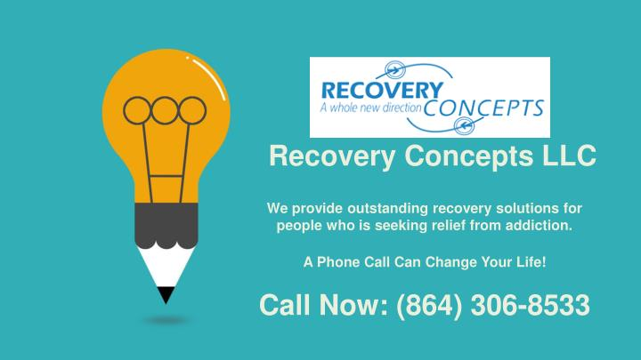 recovery concepts llc n.