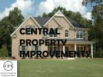 central property improvements