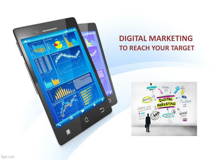 digital marketing to reach your target n.