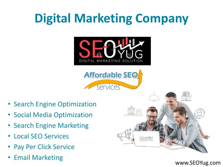 digital marketing company n.