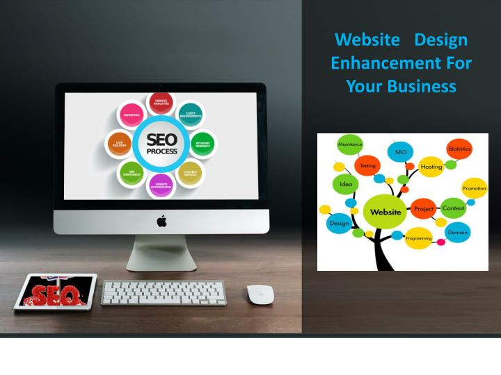 website design enhancement for your business n.