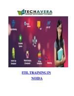 itil training in noida