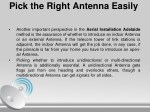 pick the right antenna easily 1