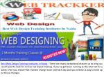 best web design training institutes in noida