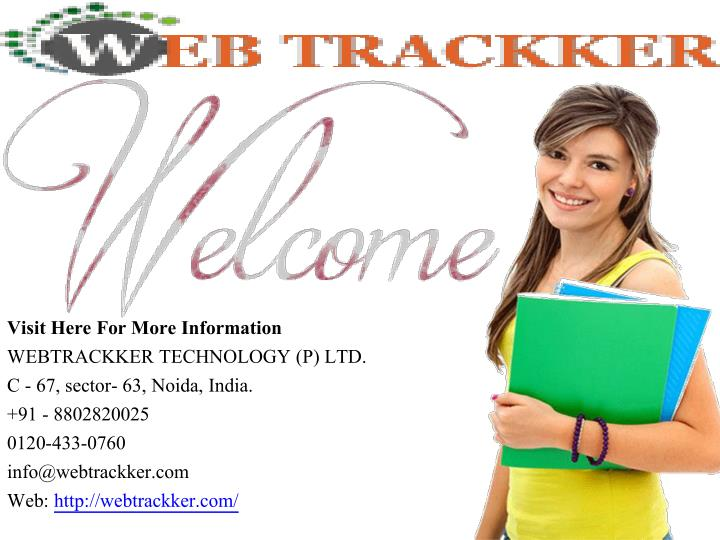 visit here for more information webtrackker n.