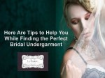 here are tips to help you while finding