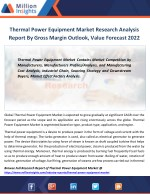 thermal power equipment market research analysis