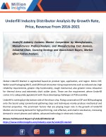 underfill industry distributor analysis by growth