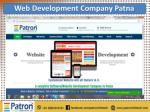 web development company patna