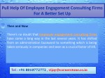 pull help of employee engagement consulting firms 4