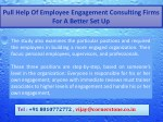 pull help of employee engagement consulting firms 6