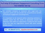 pull help of employee engagement consulting firms 9