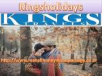 kingsholidays