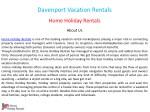 davenport vacation rentals 1