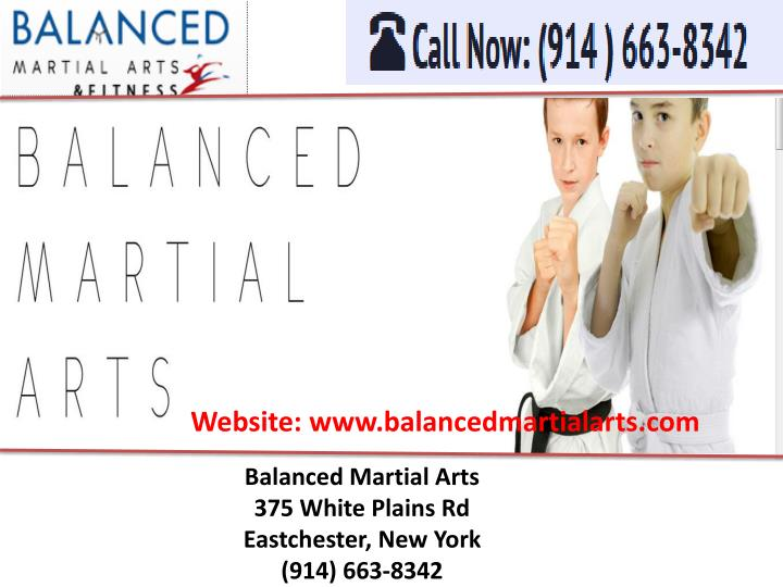 website www balancedmartialarts com n.