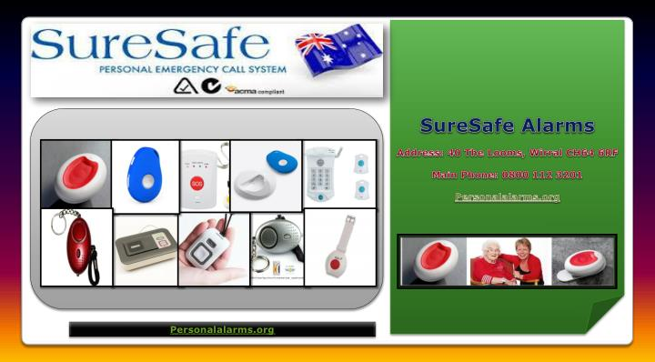suresafe alarms address 40 the looms wirral ch64 n.