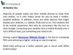6 mobile site majority of people today use their