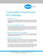 7 easy steps to improve your ppc campaign