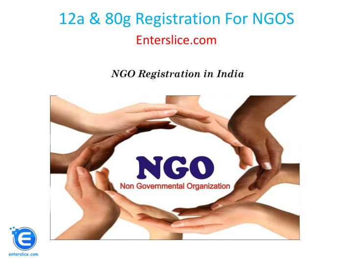 12a 80g registration for ngos n.