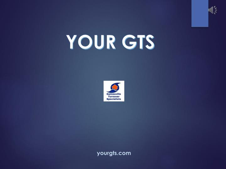your gts n.