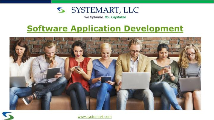 systemart llc we optimize you capitalize software n.